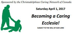 Becoming a Caring Ecclesia